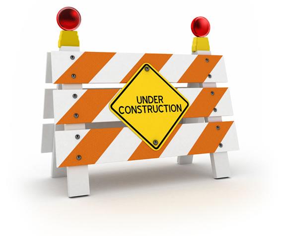 /  Under Construction under